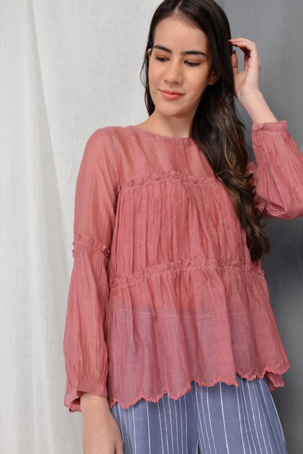 ROSALINE SUMMER TUNIC