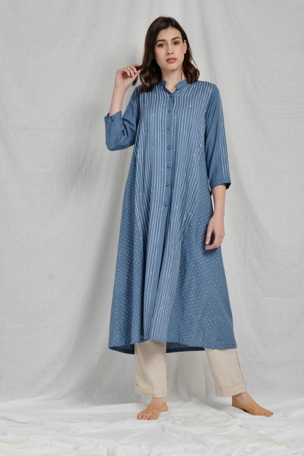 RAINEE PANELLED TUNIC